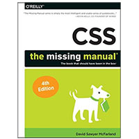 O'Reilly CSS MISSING MANUAL 4/E