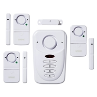 Sabre Security Wireless Alarm System