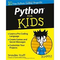 Wiley PYTHON FOR KIDS DUMMIES