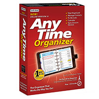 Individual Software AnyTime Organizer Deluxe 15