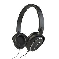 Klipsch Audio Technologies R6 On-Ear Headphones - Black