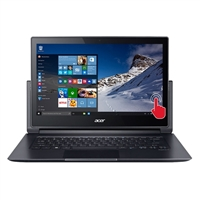 "Acer Aspire R7-372T-77LE Touch 13.3"" 2-in-1 Laptop Computer - Gray"
