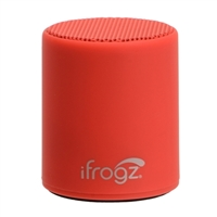 Zagg Coda POP Wireless Speaker - Black Cherry