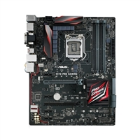 ASUS H170 Pro Gaming LGA 1151 ATX Intel Motherboard with USB 3.1 Type-A/AC
