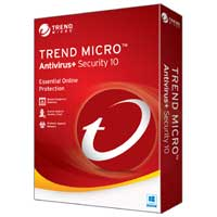 Trend Micro Antivirus Security 10 - 3 Devices (Window)