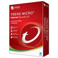 Trend Micro Internet Security 10 - 3 Devices (Windows)