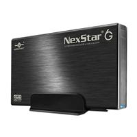 """Vantec NexStar 6G 3.5"""" SATA III to USB 3.0/eSATA External Hard Drive Enclosure"""