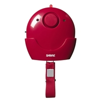 Sabre Security 120 dB Wall Mounted Panic Alarm Red