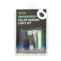 Kitronik Solar Garden Light Kit