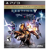 CokeM Destiny The Taken King Legendary Edition (PS3)