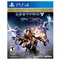 Activision Destiny The Taken King Legendary Edition (PS4)