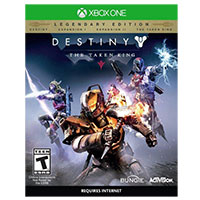 Microsoft Destiny The Taken King Legendary Edition (Xbox One)