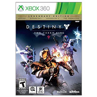 CokeM Destiny The Taken King Legendary Edition (Xbox 360)