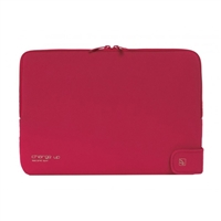 "Tucano USA Charge Up Second Skin sleeve for MacBook Pro 13"" - Red"
