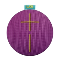 Logitech UE ROLL Bluetooth Speaker - Sugarplum