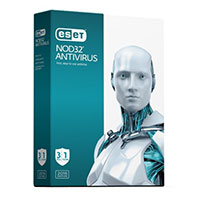 ESET NOD32 Antivirus 2016 - 3 Devices, 1 Year (PC)