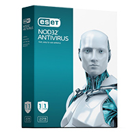 ESET NOD32 Antivirus 2016 - 1 Device, 1 Year OEM