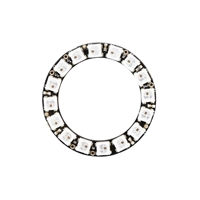 Adafruit Industries NeoPixel Ring - 16 x WS2812 5050 RGB LED with Integrated Drivers