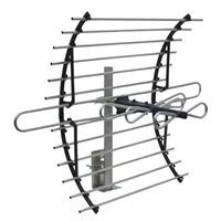 GE Attic Mount Antenna With Mount Compact Design
