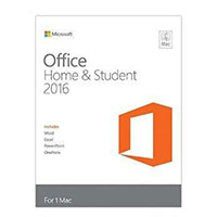 Microsoft Office Home & Student 2016 (PC)