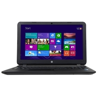 "HP 15-f118ca 15.6"" Laptop Computer Refurbished - Black"