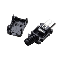Adafruit Industries USB DIY Connector Shell - Type Micro-B Plug