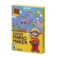 Nintendo Super Mario Maker (Wii U)