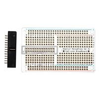 MCM Electronics Half-size Perma-Proto Raspberry Pi Breadboard PCB Kit