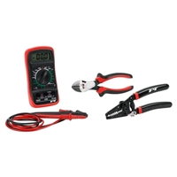 Performance Tools Electrician Tool Set - 3 Piece