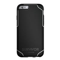 Griffin Survivor Journey Case for iPhone 6/6s (Black/White)