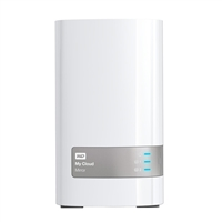 WD My Cloud Mirror 8TB SATA III 6Gb/s Network Attached Storage (NAS)