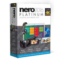 Nero Nero 2016 Platinum (PC)