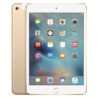 Apple iPad mini 4 Wi-Fi + Cellular 64GB Gold