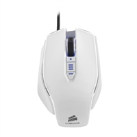 Corsair Vengeance M65 (Refurbished) Performance FPS Gaming Mouse - White
