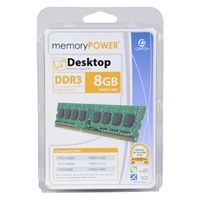 Centon 8GB DDR3-1600 PC3-12800 Desktop Memory Module