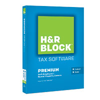 Block Financial Software H&R Block Tax Software Premium