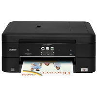 Brother MFC-J885DW Color Inkjet All-in-One Printer