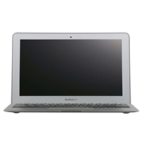 "Apple MacBook Air MC968LL/A 11.6"" Laptop Computer Pre-Owned - Silver"