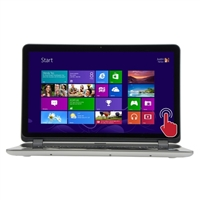 "HP Pavilion 17-f223cl 17.3"" Laptop Computer Refurbished - Natural Silver"
