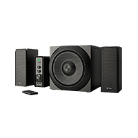 Thonet & Vander Rastel BT Bluetooth 2.1 Channel Wooden Speakers