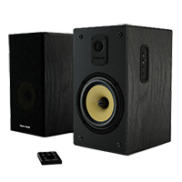 Thonet & Vander Kugel Bluetooth 2.0 Channel Wooden Speakers
