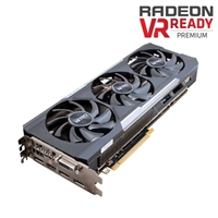 Sapphire Technology Radeon NITRO R9 390 8GB Overclocked Video Card w/ Backplate & Tri-X Cooling