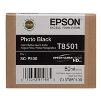 Epson T850 UltraChrome HD Photo Black Ink Cartridge