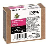 Epson T850 UltraChrome HD Vivid Magenta Ink Cartridge