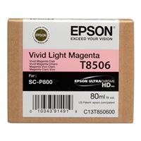 Epson T850 UltraChrome HD Vivid Light Magenta Ink Cartridge