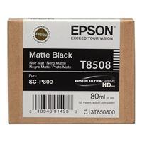 Epson T850 UltraChrome HD Matte Black Ink Cartridge