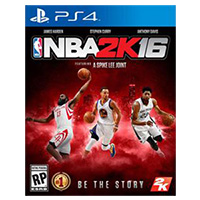 Take Two NBA 2015 (PS4)