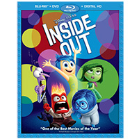 Disney Inside Out (Blu-Ray)