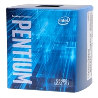 Intel G4400 SkyLake 3.3 GHz LGA1151 Boxed Processor
