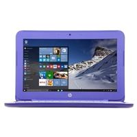 "HP Stream 11-r020nr 11.6"" Laptop Computer - Violet Purple"
